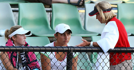 Wanted: Women to Coach Female Tennis Players - The New York Times