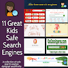 11 Great Kids Safe Search Engines
