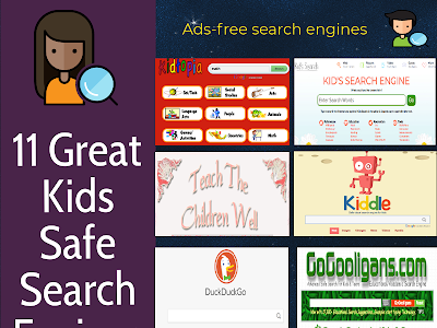 Some Good Search Engines for Young Learners
