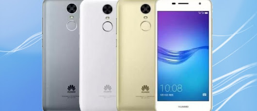 Huawei Enjoy 7 Plus goes official: big screen, big battery