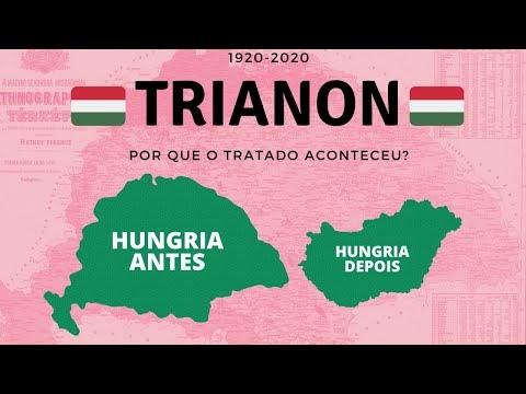 TRIANON 100 - Por que o tratado de Trianon aconteceu?