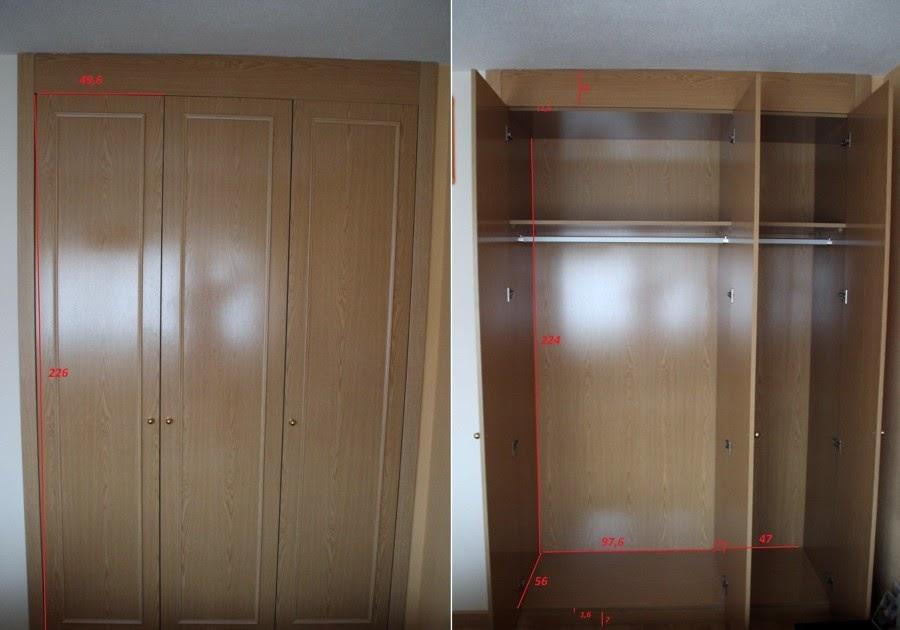 Decorar cuartos con manualidades vestir armario empotrado for Forrar interior armario