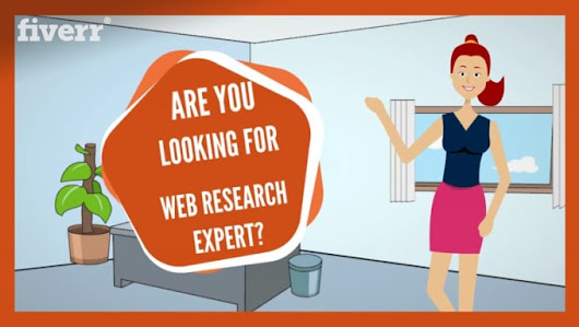 data_xpert1018 : I will do relevant web research, data collection and contact lists creation for $5 on www.fiverr.com