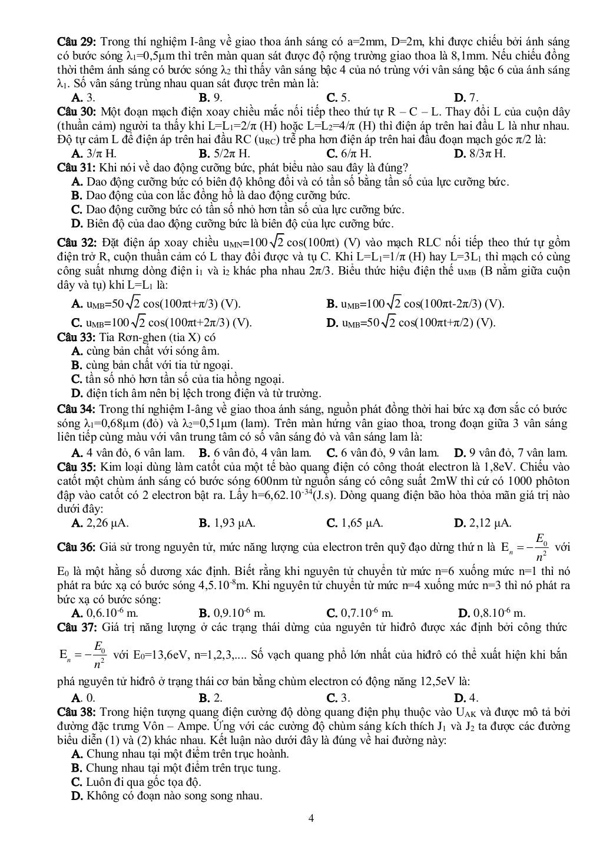 de thi thu vat ly trang 4