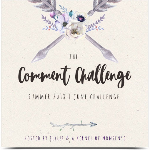 Summer 2018 Comment Challenge! - Arlene's Book Club