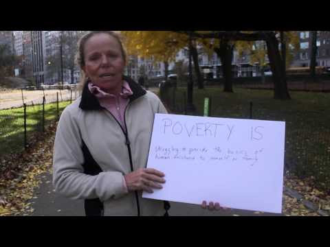 #PovertyIs: What Does Poverty Mean to You? (with images, tweets) · nbcnews
