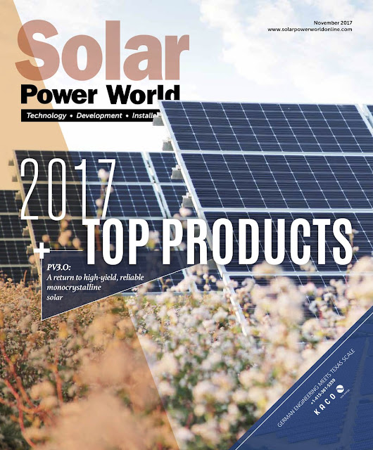 November 201 issue: Top Products, electric co-ops, solar tariff status and more