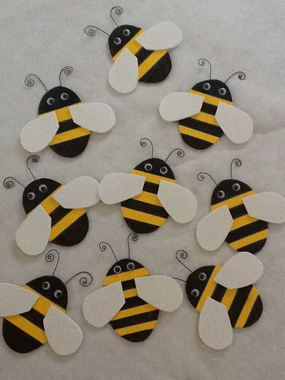 Arı Ve Arı Kovanı Sanat Etkinliği 55 Okul öncesi Etkinlik