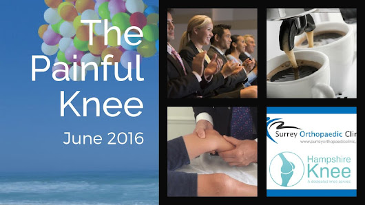 Painful Knee - Physiotherapy Symposium - June 2016