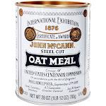 McCann's Irish Oatmeal Steel Cut Tin 28 oz.