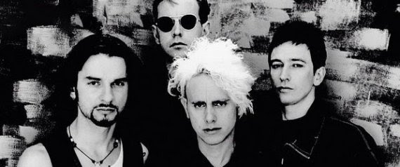 Depeche Mode in 1993
