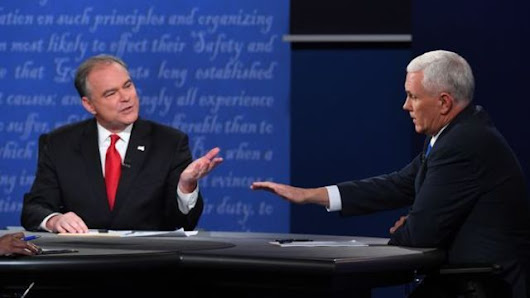 Top takeaways from the vice presidential debate