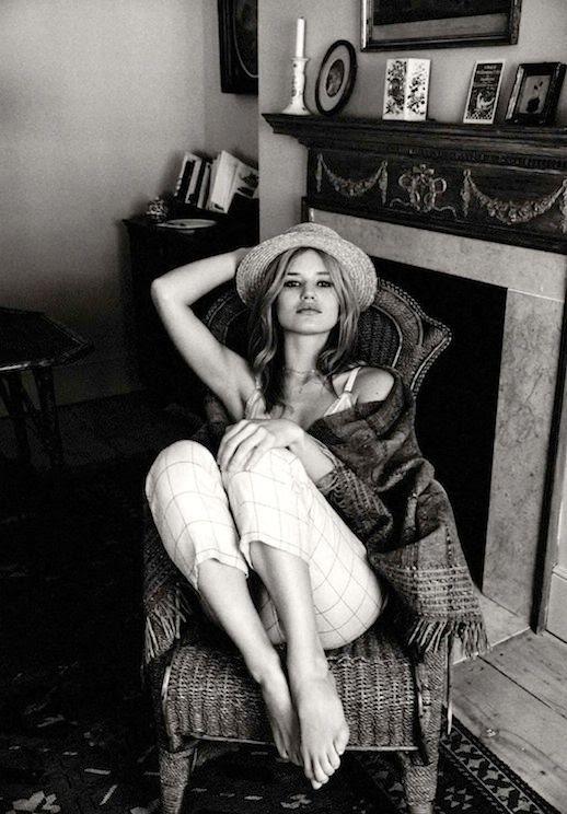 Le Fashion Blog Georgia May Jagger Channels Brigitte Bardot Vogue Italia Straw Hat Grid Windowpane Print Pants photo Le-Fashion-Blog-Georgia-May-Jagger-Channels-Brigitte-Bardot-Vogue-Italia-Straw-Hat-Grid-Windowpane-Print-Pants.jpg