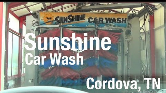 Sunshine Car Wash Memphis Tn