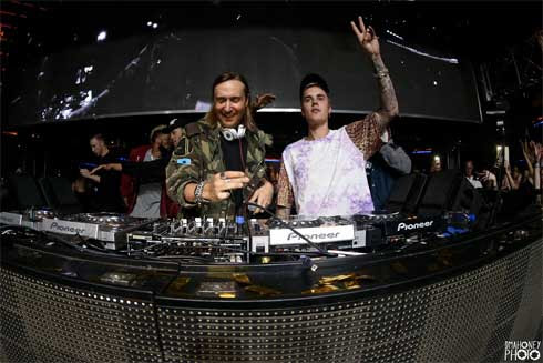 Justin Bieber Excites Fans & Joins DJ Guetta At XS Nightclub Las Vegas » Lifestyle Magazine Curating Travel, Food, Tech, Celebrities And Events