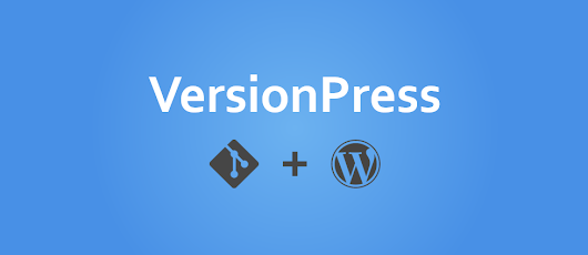 Easy Wordpress Staging With VersionPress