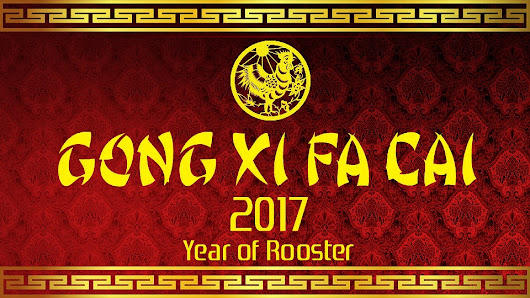 Chinese New Year Celebration - De-Yuan Knitting Office Closure Jan 25 - Feb 5