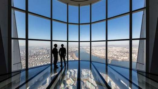 World's fastest elevator speeds up to super-high view, super quick | Property Management