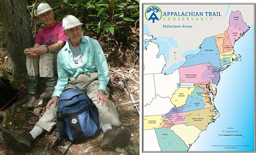 80-year-old twin sisters finish the Appalachian Trail after 14 years
