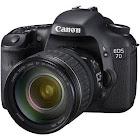 Canon EOS 7D 18.0 MP Digital SLR Camera - EF 28-135mm IS Lens