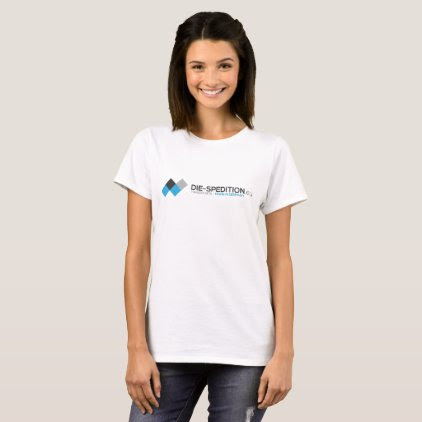 Ladies T-shirt by the shipping company
