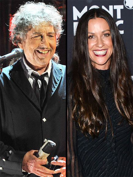 Alanis Morissette Shares Her Personal History with Bob Dylan's Music