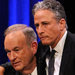 Stewart and O'Reilly Share Stage in Political Joust