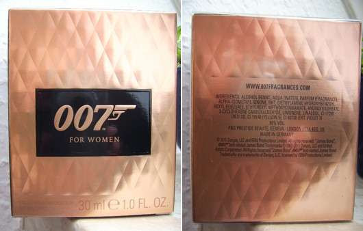 James Bond 007 for Women Eau de Parfum