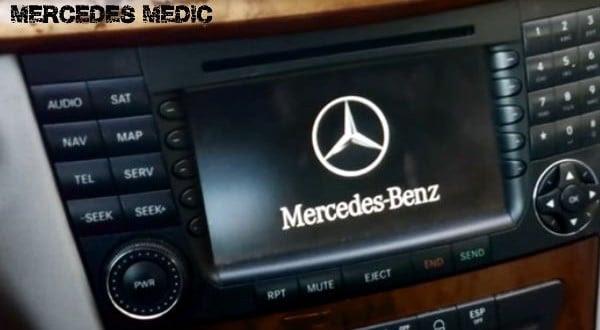 Mercede C55 Fuse Box
