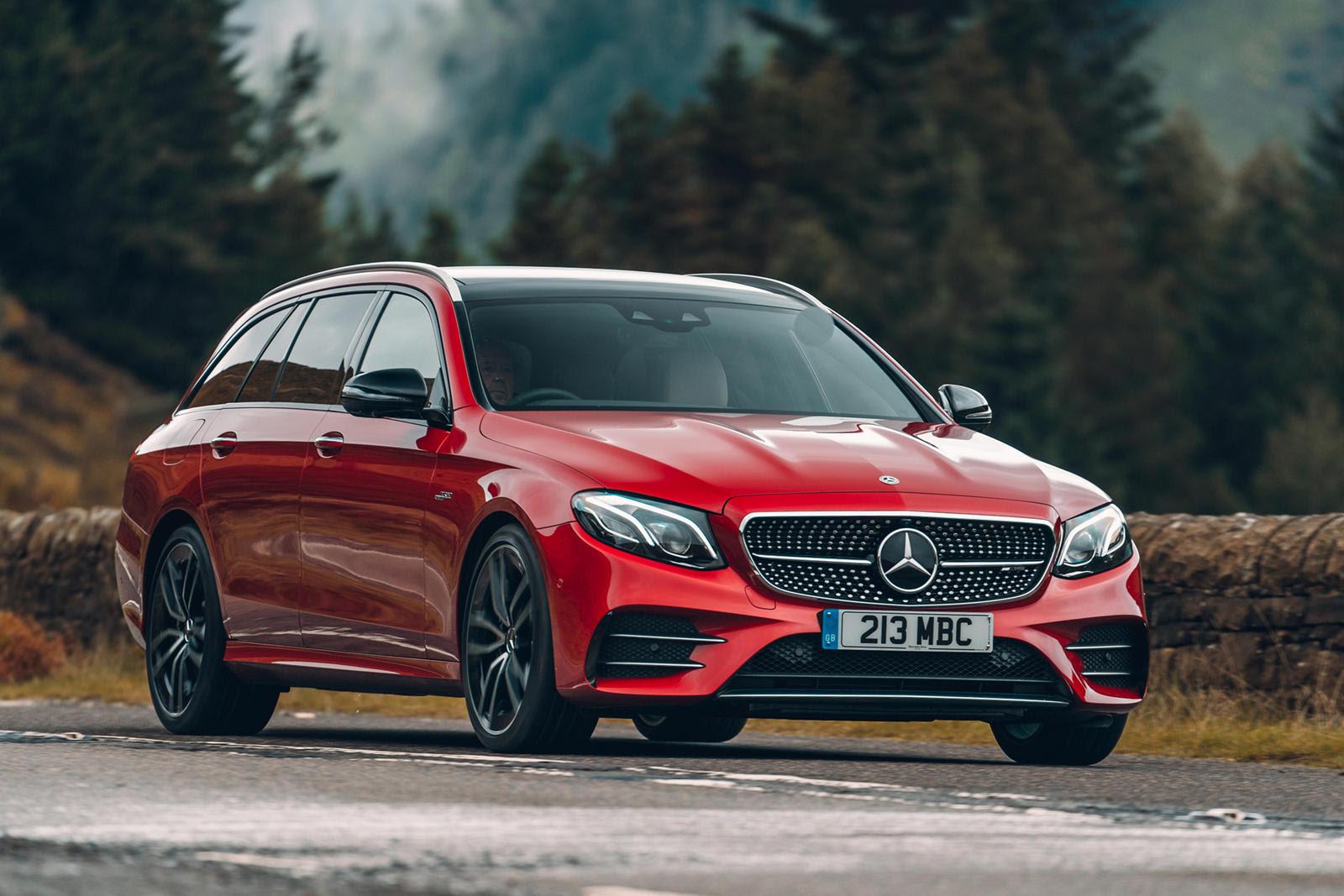 2019 Mercedes-AMG E53 Wagon: Review, Trims, Specs, Price ...