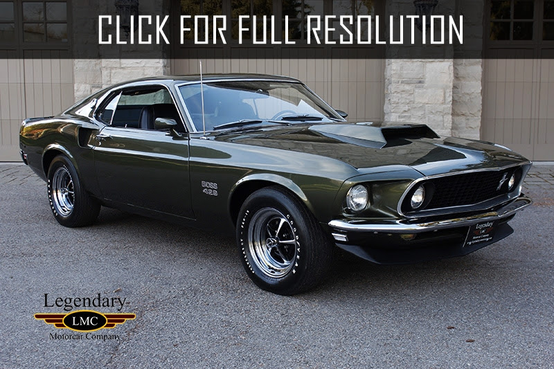 Ford Mustang Boss 429 - amazing photo gallery, some ...