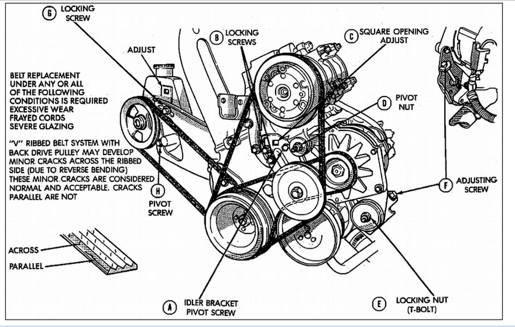 Wiring Diagram: 8 Dodge Ram Parts Diagram Service Manual