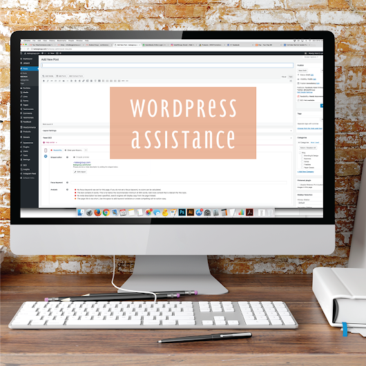 Do you need help with your DIY WordPress site?