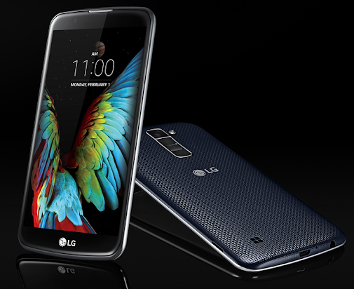 The Inevitable LG K9 Model Better Have A German Shepherd On The Wallpaper