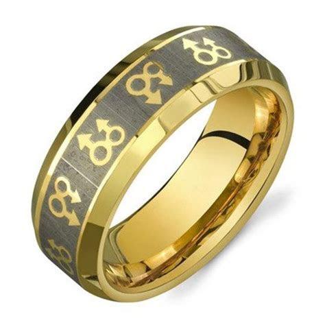 Inexpensive Gay Pride Wedding Rings (Or Engagement Rings