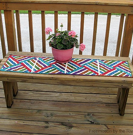 Jewel Table Runner