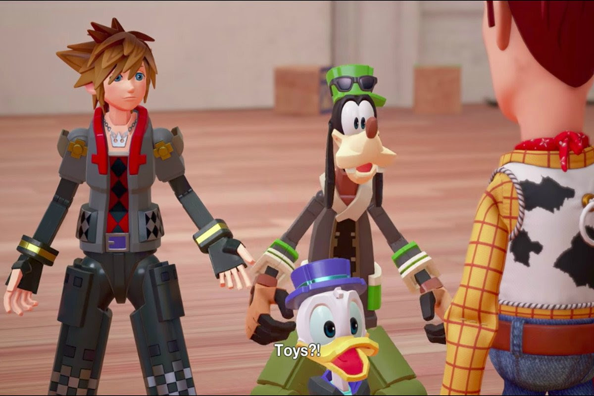 Director for Kingdom Hearts 3 finally sheds some light on why it took them so long to make it screenshot