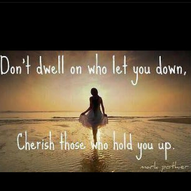 Let You Down Quotes