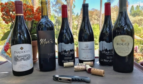 Life-Uncorked! Petite Sirahs: Perfect for Summer Cook-outs |