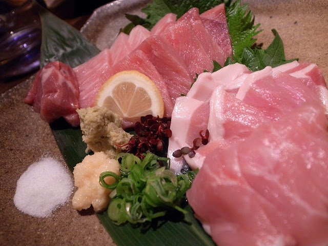 美食磁石 関西中心の美味探求 レアでいただける豚肉料理 新町 なみなみ