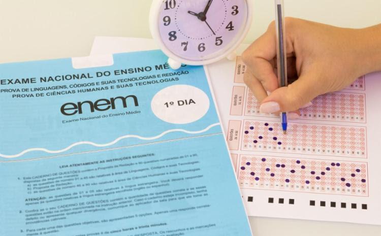 Exame foi aplicado nos dias 4 e 11 de novembro de 2018 - Foto: Divulgação