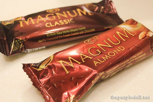 Daily Quickie Selecta Magnum Classic Amp Almond The