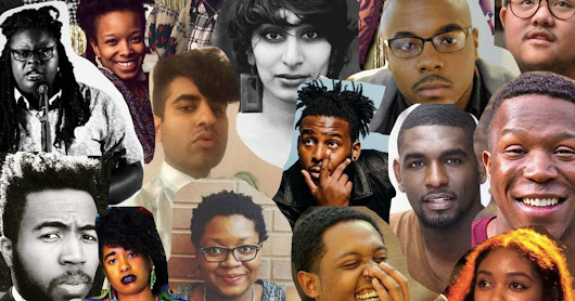 20 Young Writers Of Color Share Their Favorite Poems
