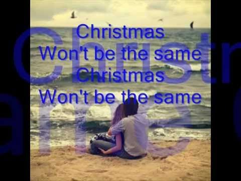 Christmas Would Be The Same Without You Lyrics