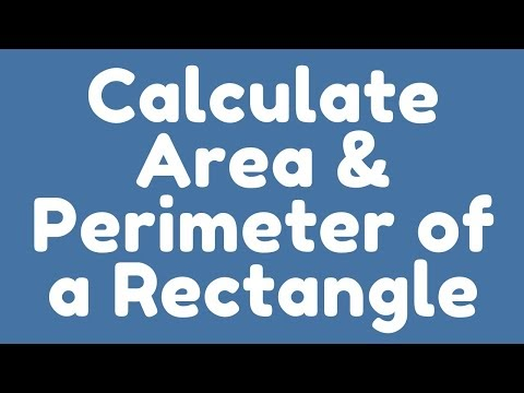 How To Calculate Area And Perimeter Of Rectangle In A Java