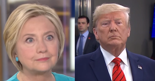 Chinese Official Praises Hillary Clinton For Attacking Trump Cementing Her Legacy As American Turncoat