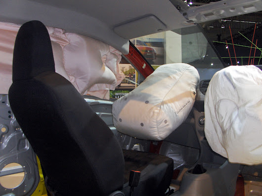 NHTSA Says Certain Hondas and Acuras Equipped with Takata Airbags Dangerous to Drive