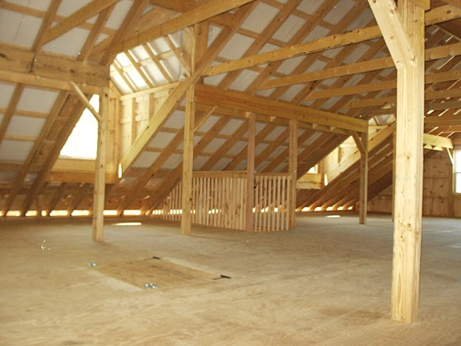 Scle horse barn plans with living quarters above for Horse barn with living quarters plans