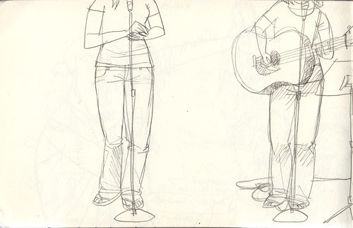 sketches in church 2