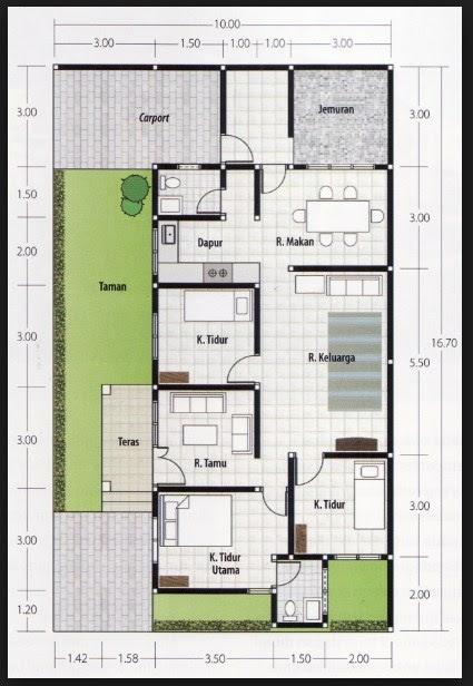 Gambar Rumah Baru